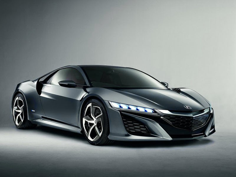 2017 Acura Nsx Is Really A Car Manufactured By Just Like The Successor On Past Cars Series This Essentially Sedan That