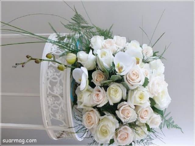 اجمل بوكيه ورد 4   best flowers bouquet 4