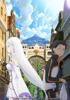 انمى Re:Zero kara Hajimeru: Shin Henshuu-ban