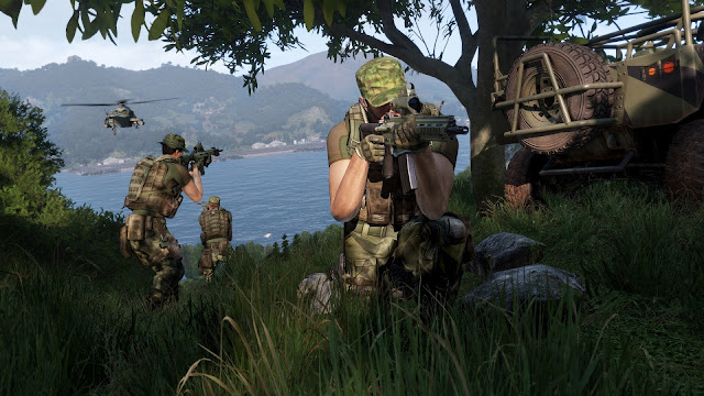 Arma 3 Apex DLC Download