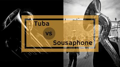 tuba vs sousaphone