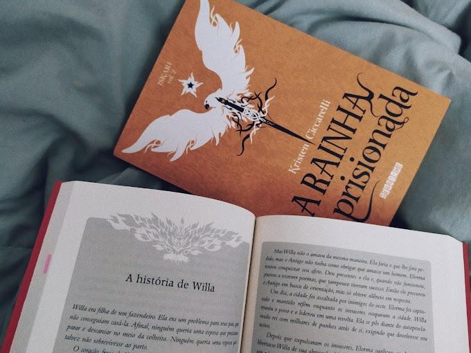 A Rainha Aprisionada | Kristen Ciccarelli
