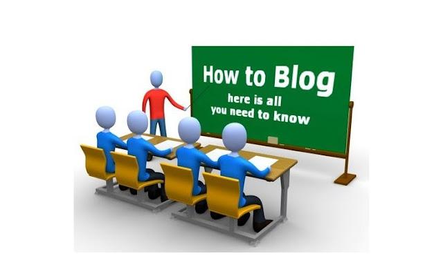 Situs Belajar Blogger