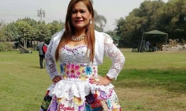 ¡Lamentable! Cantante Clarisa Delgado fallece en accidente de transito