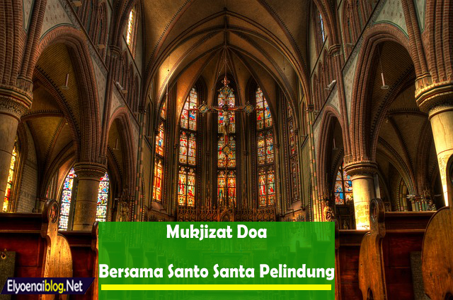 kumpulan doa santo santa pelindung