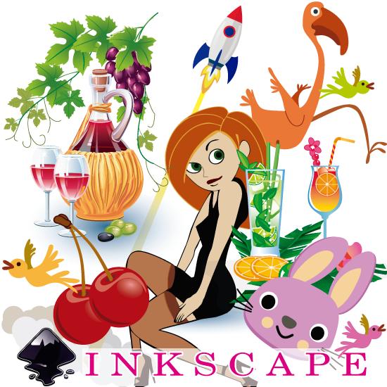 promo de Inkscape