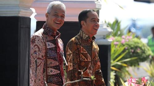 Cuma Buat Video Ucapan Selamat Ke Megawati, Jokowi Kentara Dukung Ganjar, Ini Kata Pengamat