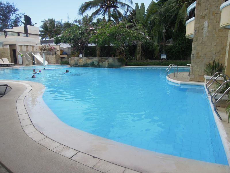 Kiddie pool at Boracay Regency Hotel (Henann Regency Resort and Spa)