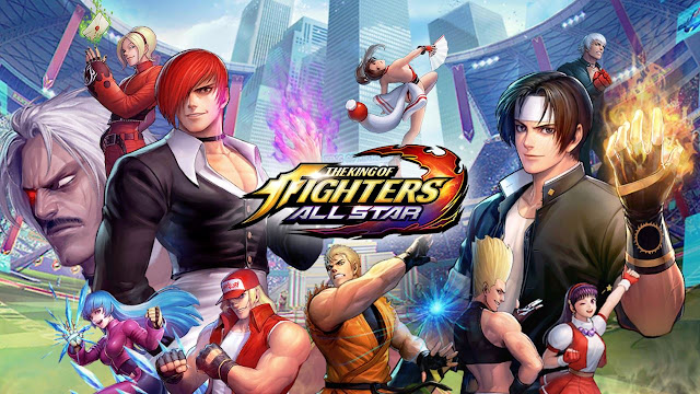 The King of Fighters All Star:  novo game para Android e iOS