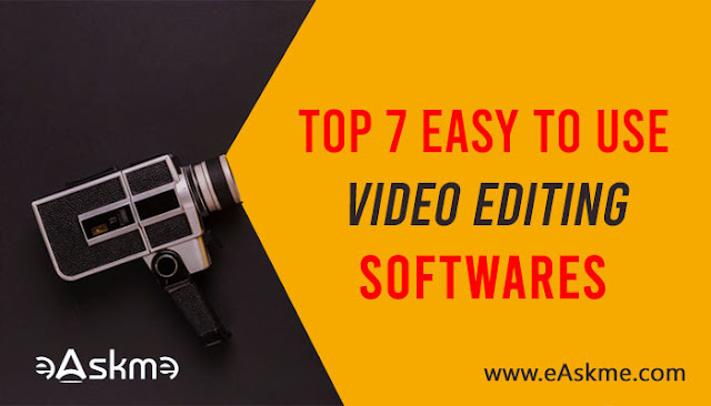 Top 7 Best Easy To Use Video Editing Softwares For Making Real Estate Videos: eAskme