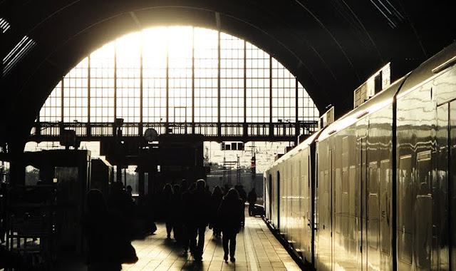 Check in e dicas para a viagem de trem na Europa