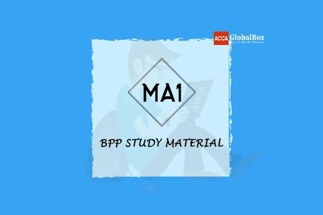 MA1 - Management Information | BPP | STUDY TEXT and EXAM KIT