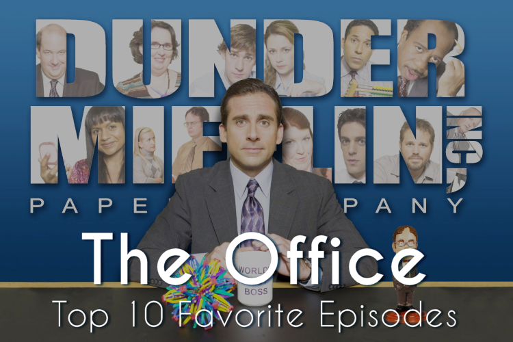 oh so geeky top 10 favorite episodes of the office. Black Bedroom Furniture Sets. Home Design Ideas
