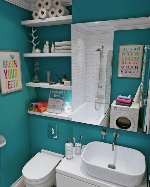 Bathroom Piping Design