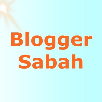 Blogger Sabah