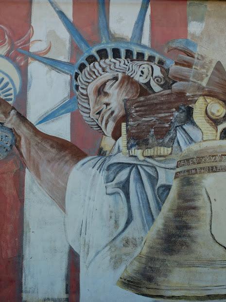 Travelmarx Mexican History Mural In Brawley California
