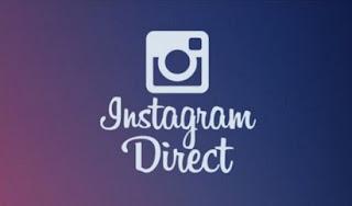Instagram, Direct Mesajda Bağlantı ve Gönüntü Paylaşma Seçenekleri.