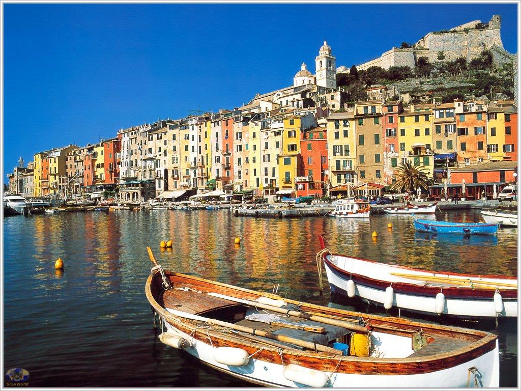 TOP WORLD TRAVEL DESTINATIONS: La Spezia, Italy