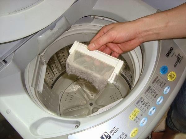 Bán túi lưới lọc rác bẩn (sơ vải) máy giặt tại Hà Nội