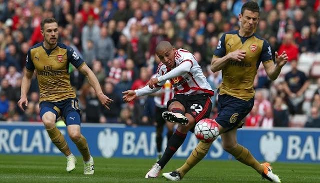 Arsenal vs Sunderland en vivo