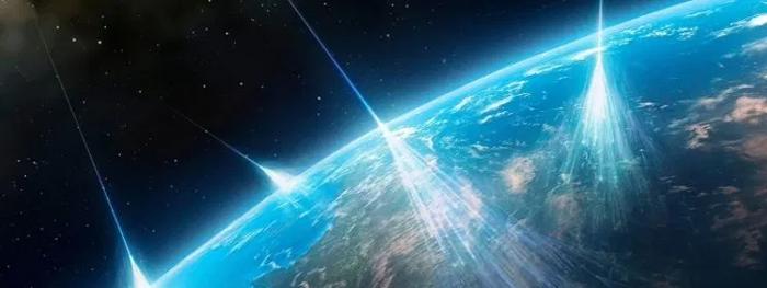 raios cosmicos estão aumentando muito