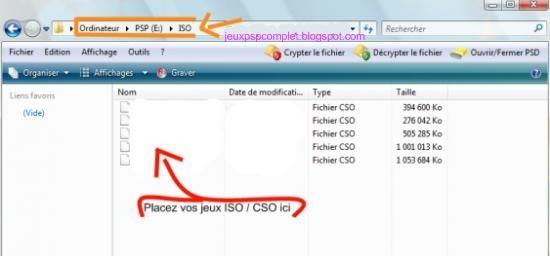 PSP TÉLÉCHARGER E1004 JEUX