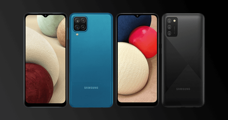 Samsung outs Galaxy A02s and A12 budget phones with big screens and battery