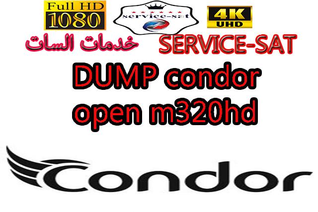 DUMP condor open m320hd