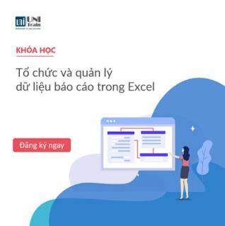 Khóa học Tổ chức và quản lý dữ liệu báo cáo trong Excel ebook PDF-EPUB-AWZ3-PRC-MOBI