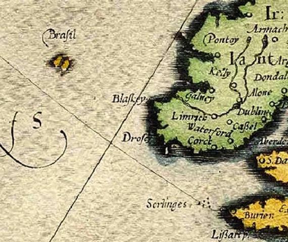 Hy-Brasil: The Legendary Phantom Island of Ireland - The