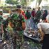 Hari Perduli Sampah Nasional Danramil 14/Dolok merawan Adakan Gotroy