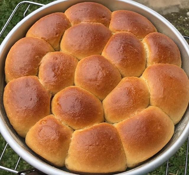 Resep Sajian Membuat White Coffe Bread Ala Kedai Kue
