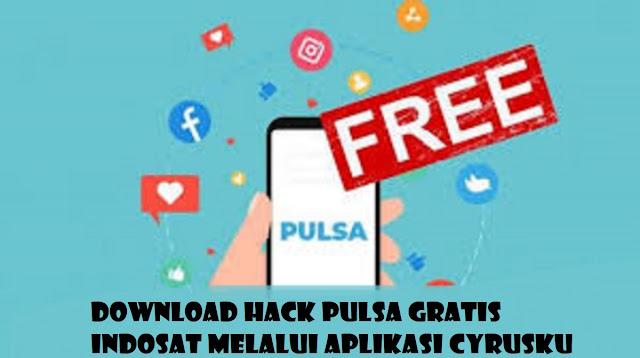 Download Hack Pulsa Gratis Indosat