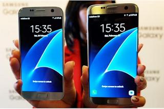 Cara Screenshot Layar Samsung Galaxy S7 Edge [kurang 5detik]