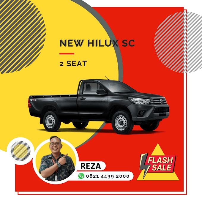 Harga & Promo Hilux SC Bali