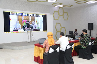 Di Kota Probolinggo, Jumlah Pasien Covid -19  Sembuh Bertambah