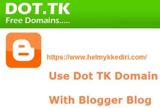 Dampak buruk menggunakan domain dot tk
