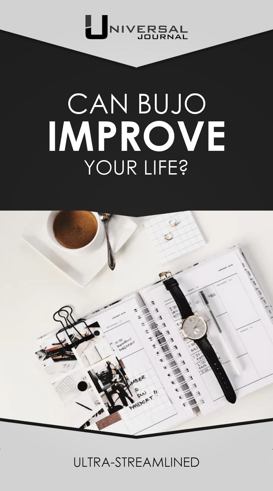 can bullet journal improve your life