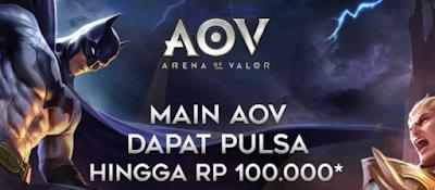 Bocoran Event AOV Indonesia 1 Januari Sampai Awal Februari 2019