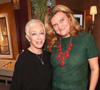 Picture of Laura Lasorda with her friend