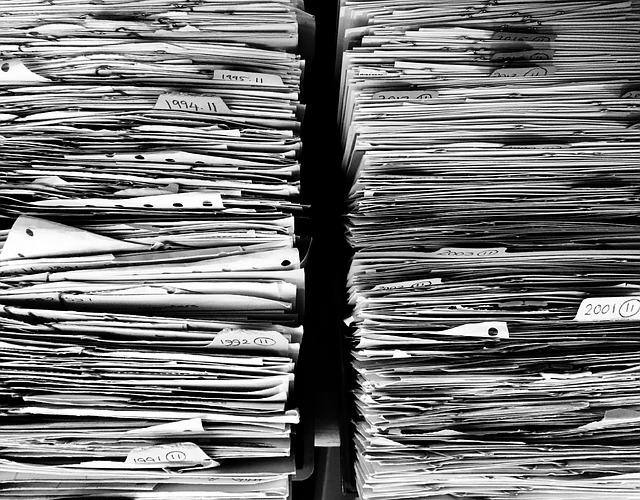 10 Cara Menghemat Kertas Di Sekolah Dan Di Kantor