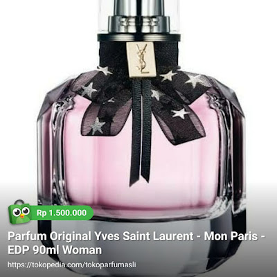 yves saint laurent mon paris edp 90ml woman