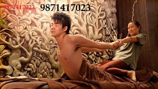 b2b massage in delhi at LS body Spa