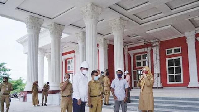 Sri Mulyani soal Gedung 'Grha Megawati' Rp 90 Miliar: Tak Terkait Politik