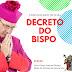 Bispo da Diocese de Apucarana publica decreto com recomendações aos fiéis