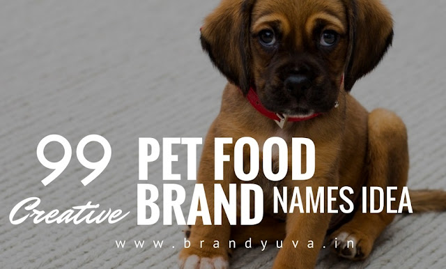 pet food brand names idea