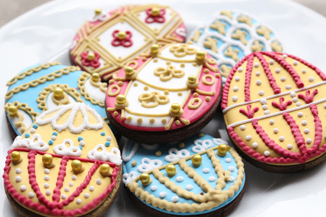 Biscuiteers Easter Egg Biscuit Tin | London foodie blog