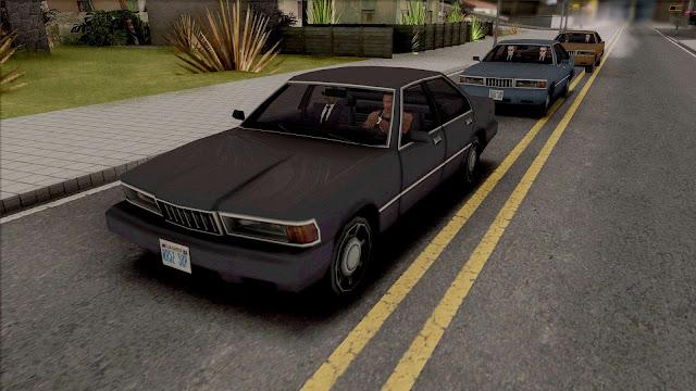 GTA San Andreas Bodyguard With Car Mod 2021
