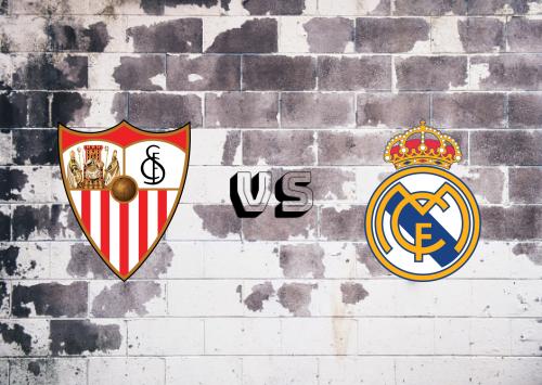 Sevilla vs Real Madrid  Resumen y Partido Completo