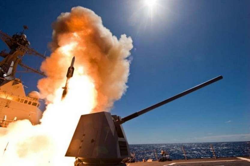 AS dan Jepang menguji sistem ABM Aegis versi laut